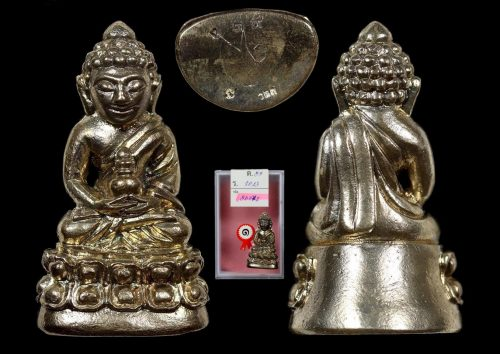 Phra Kring Na India Pokkasarp Luang Phor Unn Wat Tankong BE2547